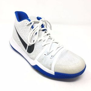 b4ce53fb5910 Men s Nike Kyrie 3 Basketball Sneakers Size 9.5M